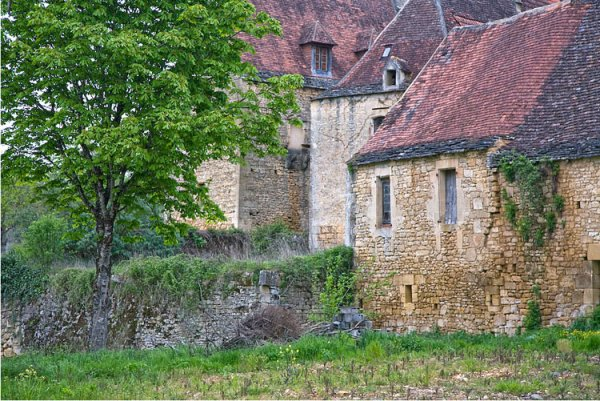 25.   St Julien Village, Dordogne