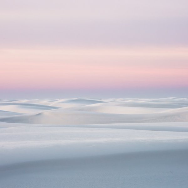01.  White Sands,  New Mexico, 6