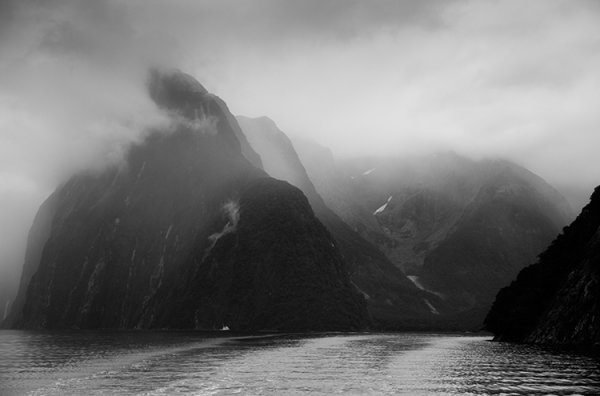 19.  Milford Sound,   New Zealand