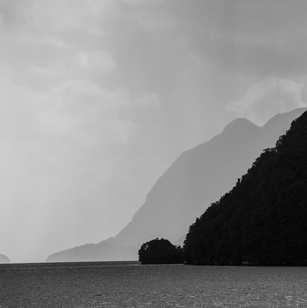 4.  Doubtful Sound,  New Zealand.