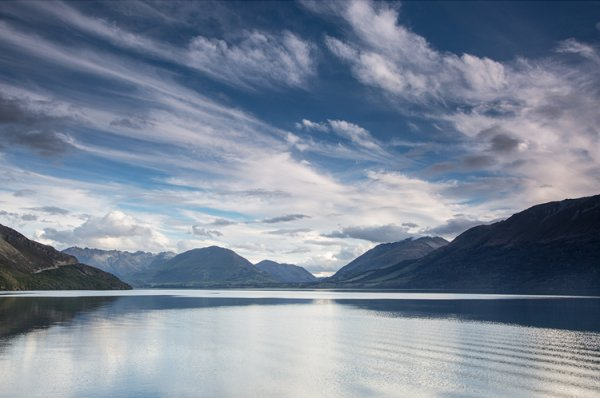 16.  Lake Wakatipu, Glenorchy