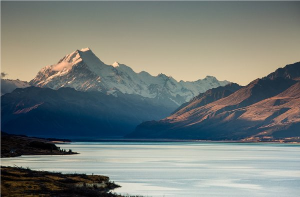 24.  Mount Cook from Peter's View