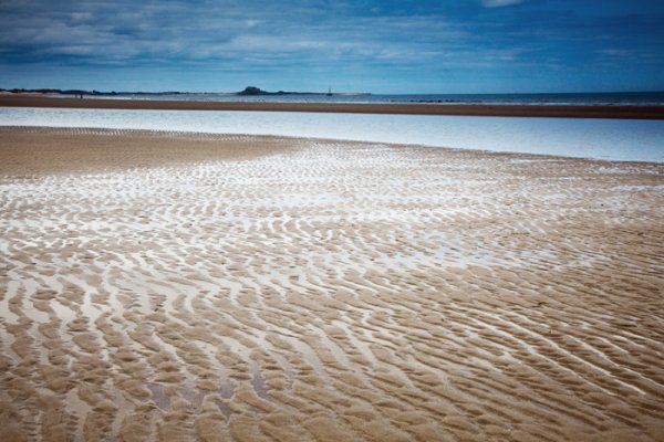 20.  Ross Back Sands and Holy Island