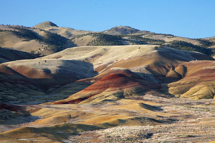 28   Painted Hills, Oregon