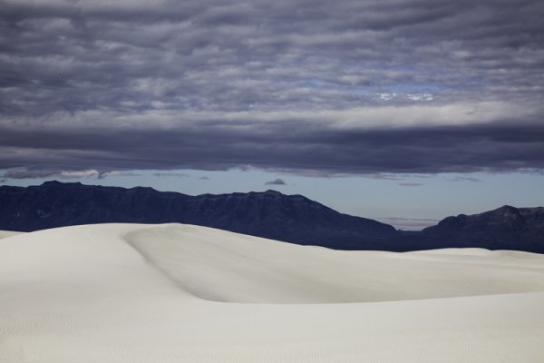 32.   White Sands,  New Mexico