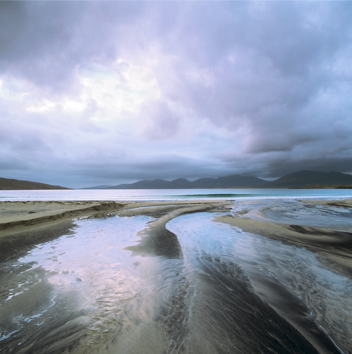 1.   Rosamol Beach, Harris, Hebrides