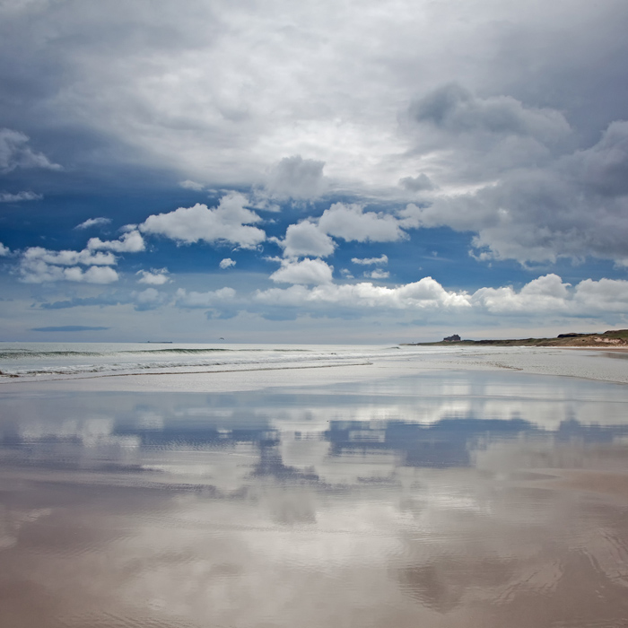 04.  Ross Back Sands,  Northumberland