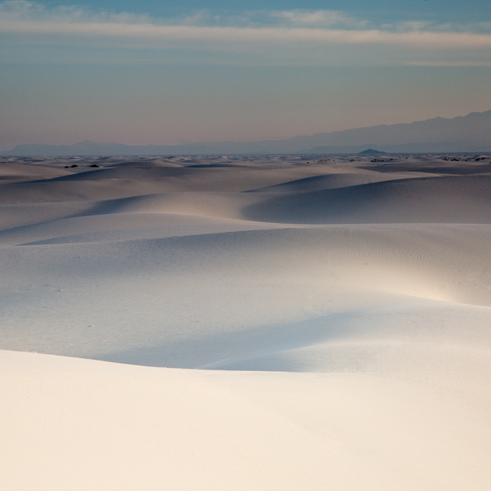 23.  White Sands,  New Mexico