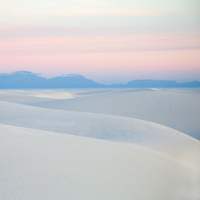 43.    White Sands,   New Mexico