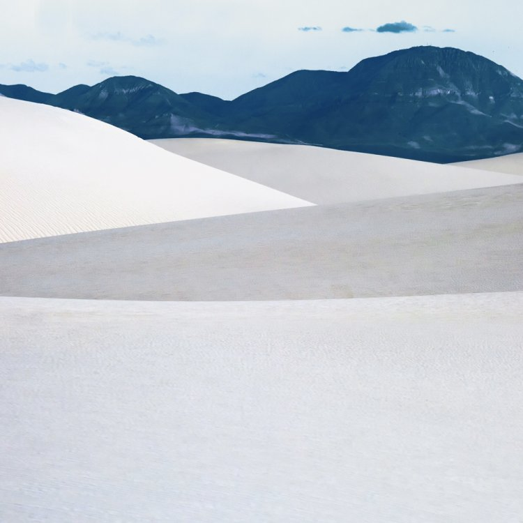 3.  Dunes,   White Sands    New Mexico