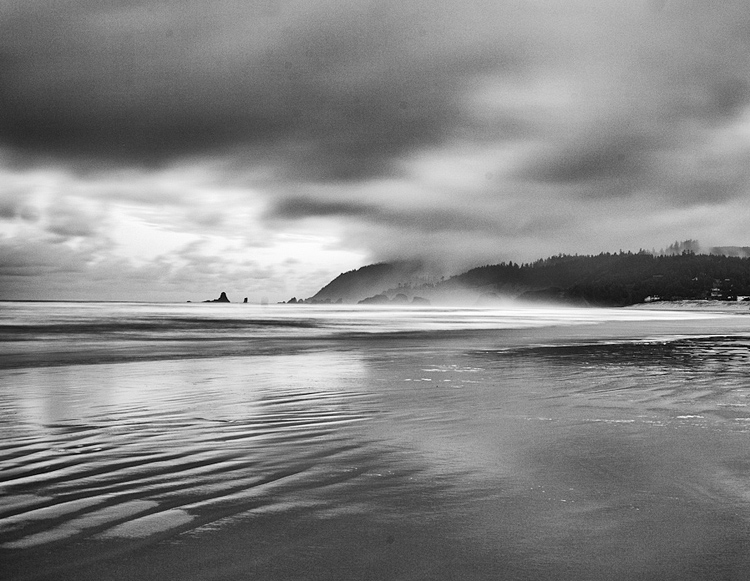 12.   North from Cannon Beach, Oregon