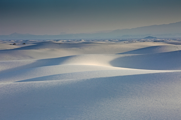 18.  White Sands,   New Mexico