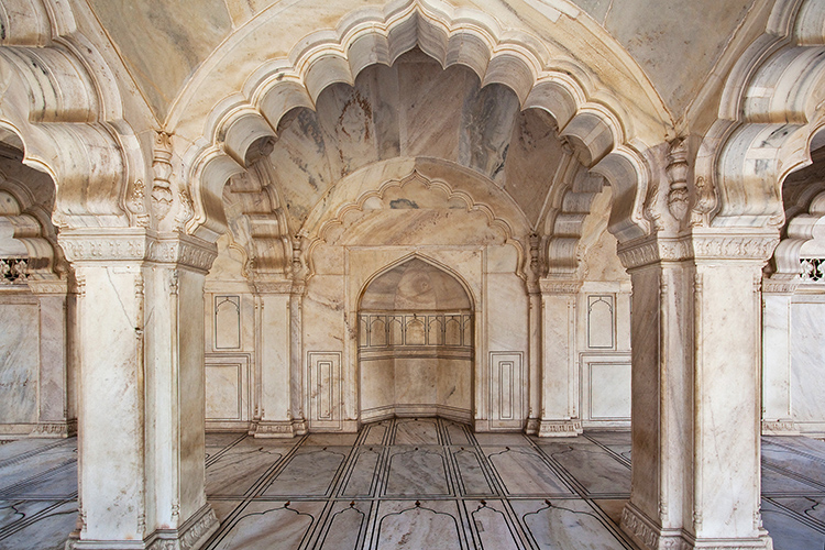 34   Agra Fort, Pearl Mosque